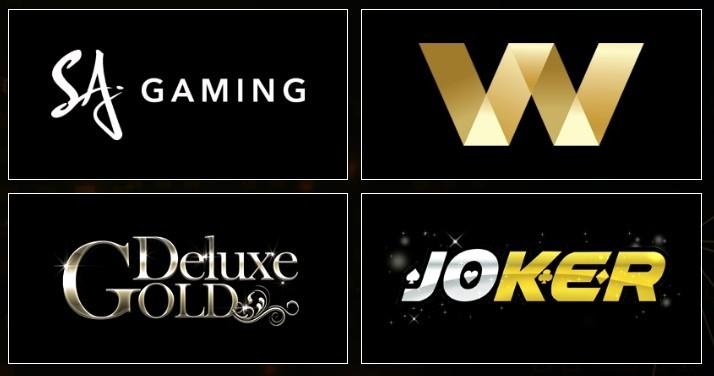 SA Gaming | JOKER Gaming | W88 | Deluxe Gold
